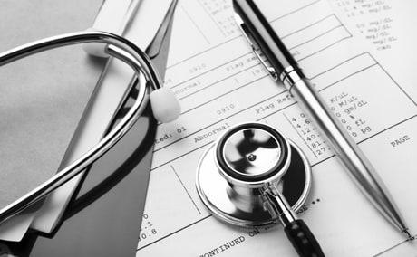 prueba pericial médica